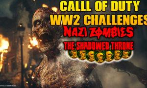 The Shadowed Throne Challenge List