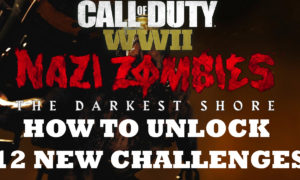 The Darkest Shore Challenge List