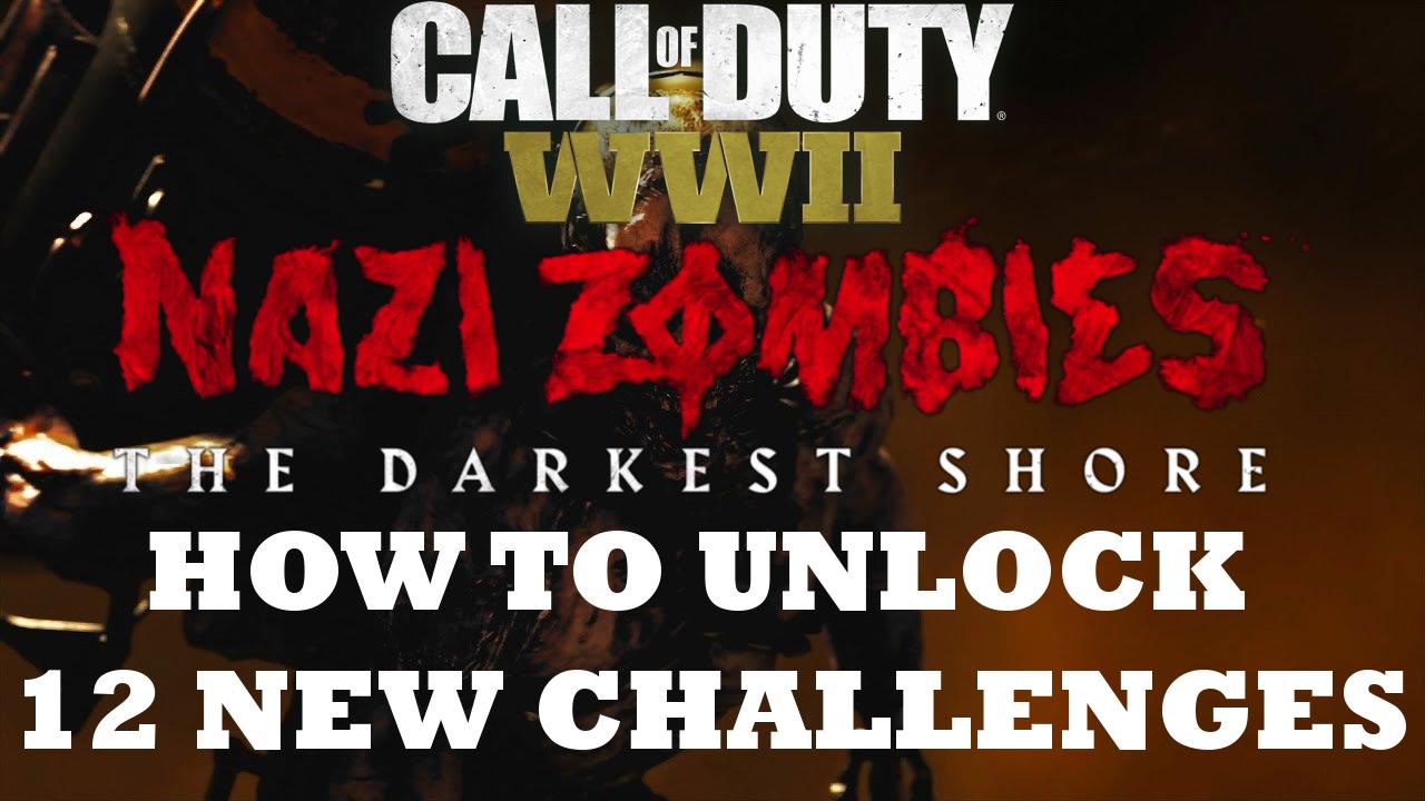 The Darkest Shore Challenge List