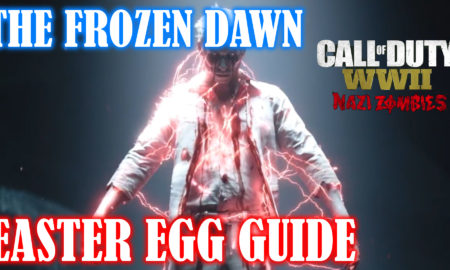 COD WW2 Zombies The Frozen Dawn EE Guide