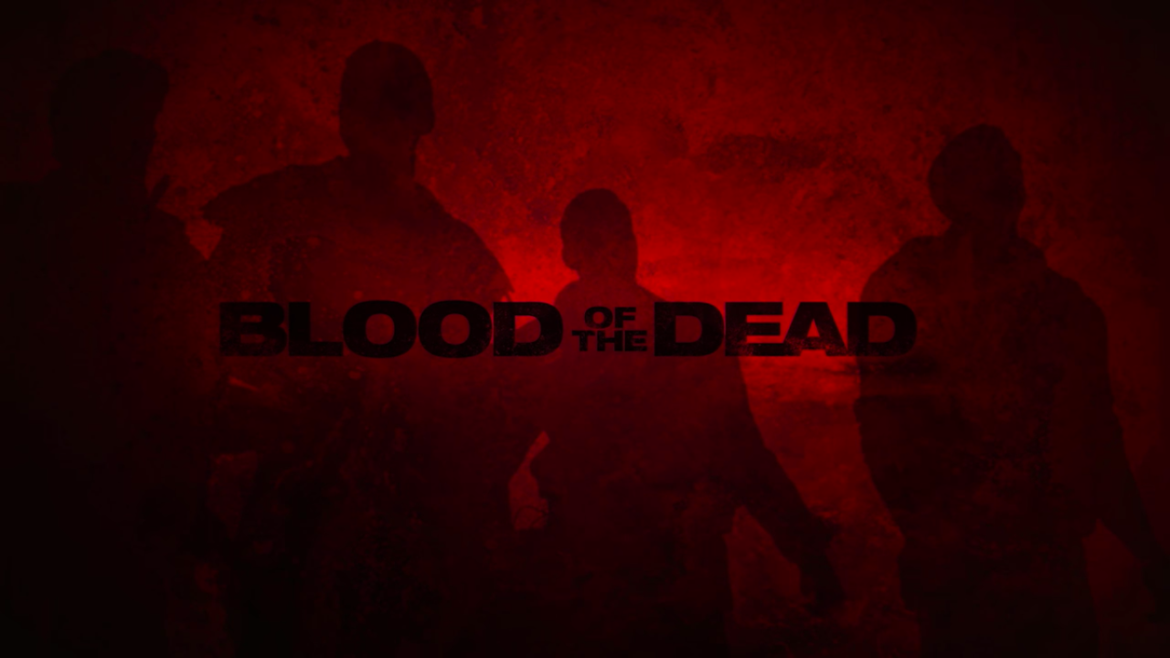 BLOOD OF THE DEAD EASTER EGG STEPS & GUIDES CALL OF DUTY