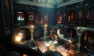 Black ops 3 Custom Zombies map Return to Das Herrenhaus
