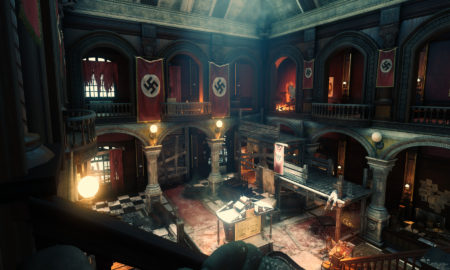 Black ops 3 Custom Zombies map Return to Das Herrenhaus