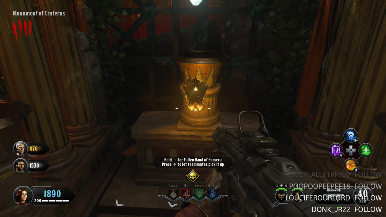 ANCIENT EVIL EASTER EGG STEPS AND GUIDES CALL OF DUTY BLACK