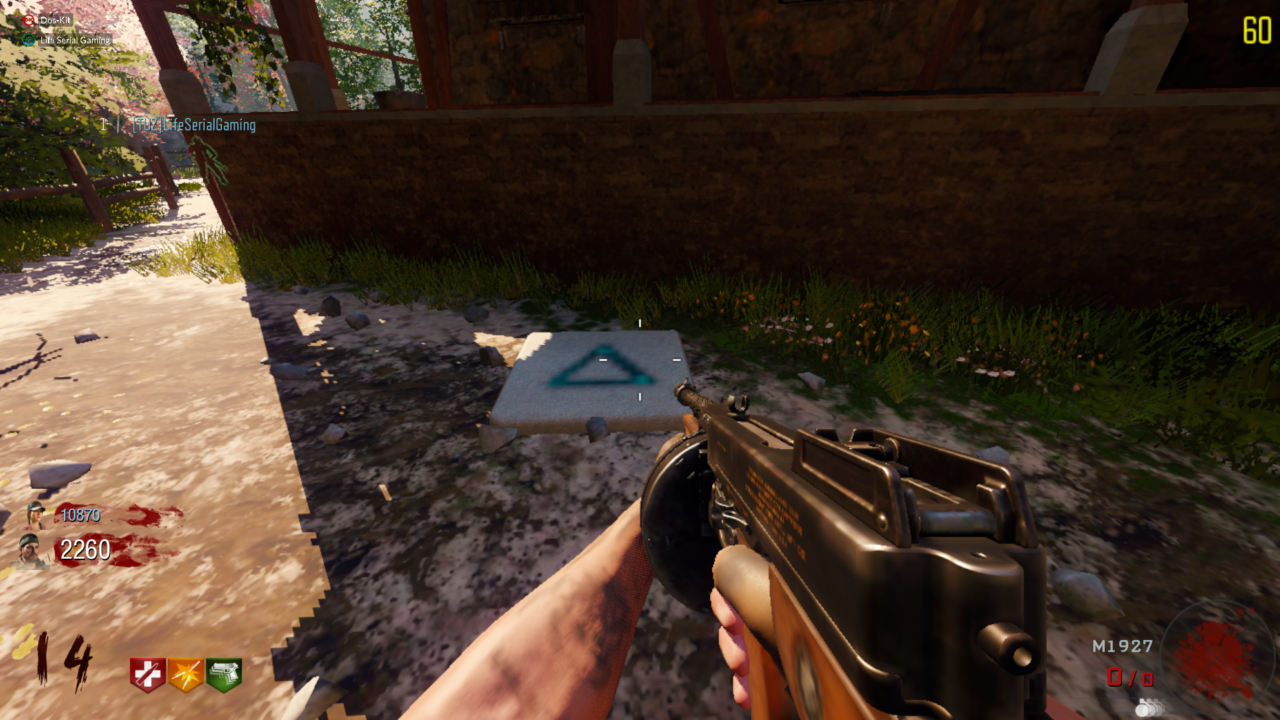 Call Of Duty 2 Easter Eggs