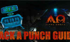 Alpha Omega Pack A Punch DLC3 Zombies