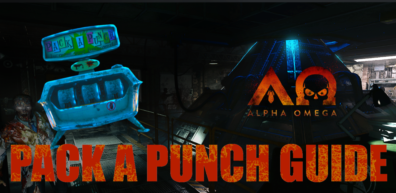 AlphaOmega packapunch - How To Get Pack A Punch In Alpha Omega