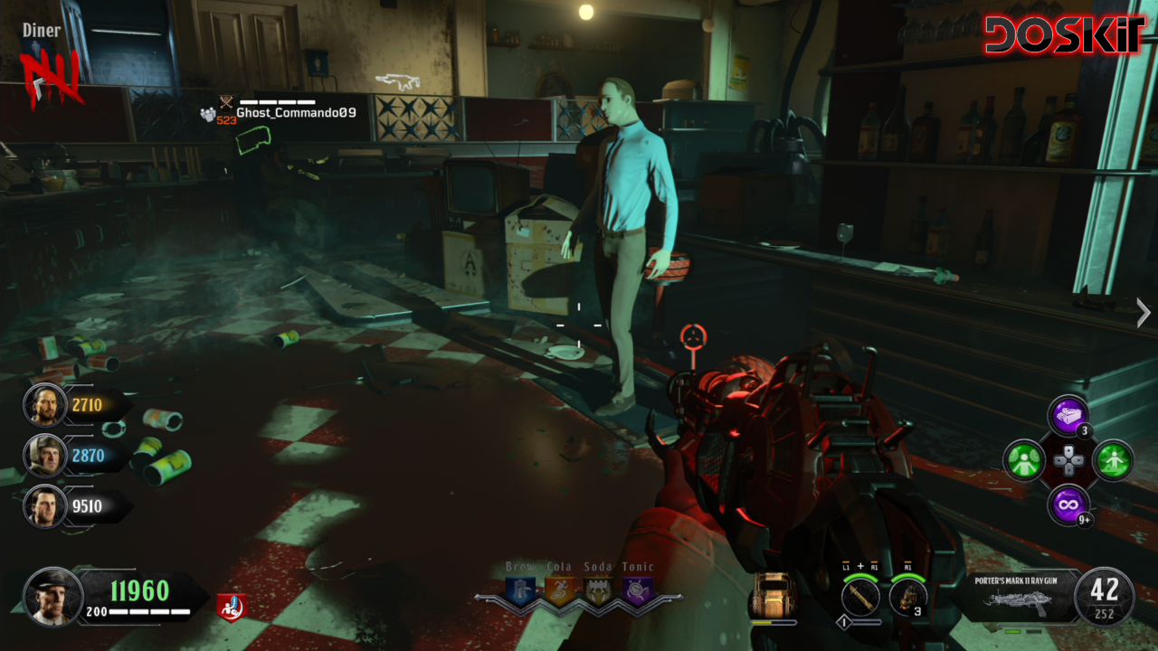 ALPHA OMEGA EASTER EGG STEPS AND GUIDES CALL OF DUTY BLACK